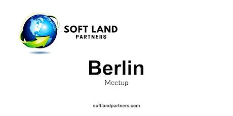 Soft Land Partners: Berlin Meetup tickets