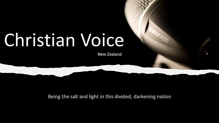 Auckland Public Talk: When A Nation Forgets God image