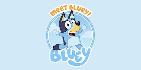 Bluey Meet & Greet tickets