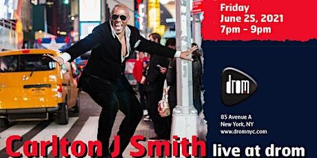 Carlton Jumel Smith Summer Celebration tickets