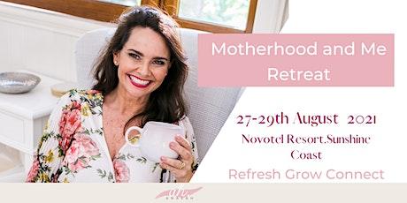 Anavah Motherhood and Me Retreat tickets