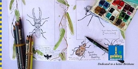 Nature Journalling tickets
