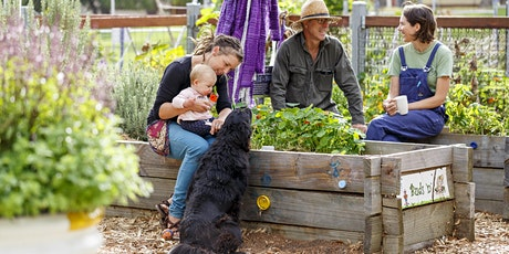 Composting and Worm Farming workshop with Hilton Harvest Community Garden tickets