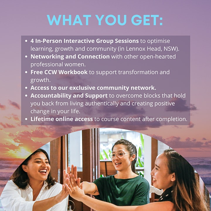 Conscious Career Women Development Program image