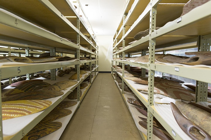 SA Museum Aboriginal Cultures Collection Storage Facility Tour & Workshop image