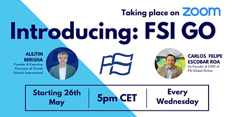 Introducing: FSI GO tickets