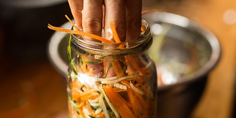 Fermenting and Miso Workshop with Bridgeley Community Centre tickets