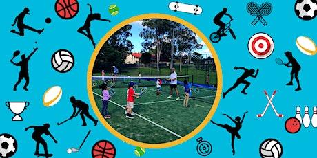 Scott's Tennis Junior Hotshots - Red (5 to 8 years)* tickets