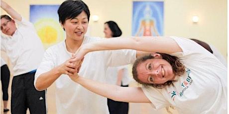{1st Class FREE} Body & Brain Yoga Class (In Person) tickets