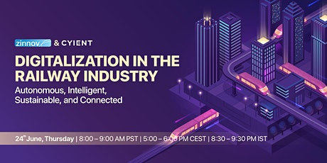 Digitalization in the Railway Industry - Autonomous, Intelligent. tickets