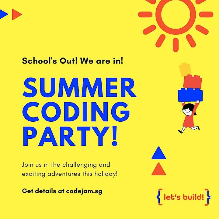 Scratch Coding 5 days BootCamp image