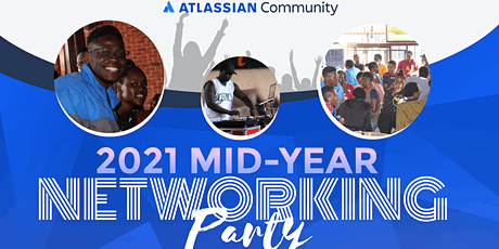 Atlassian Community Nairobi 2021 Mid-Year Networking Party tickets