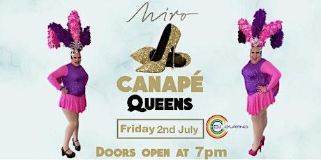 Canapé Queens ! tickets