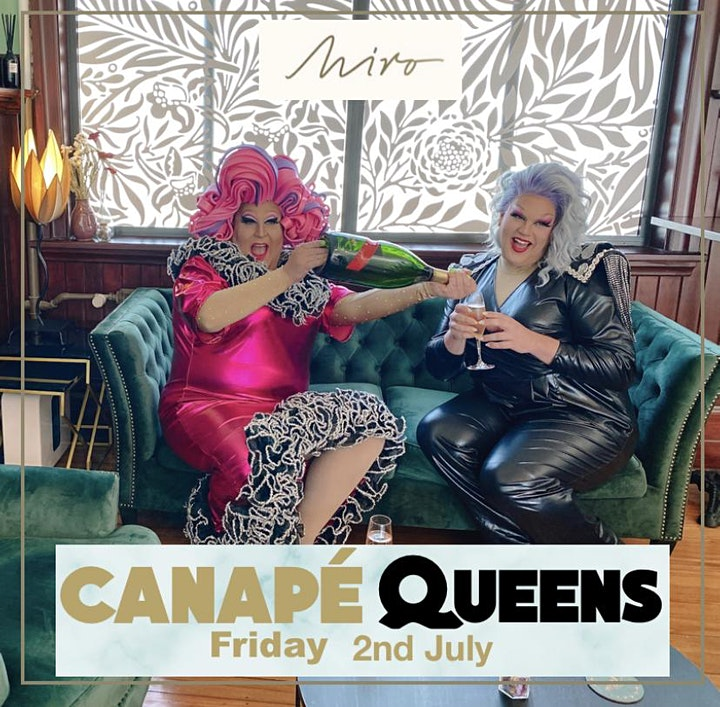 Canapé Queens ! image