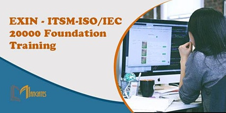 EXIN – ITSM-ISO/IEC 20000 Foundation 2 Days Training in Hong Kong tickets