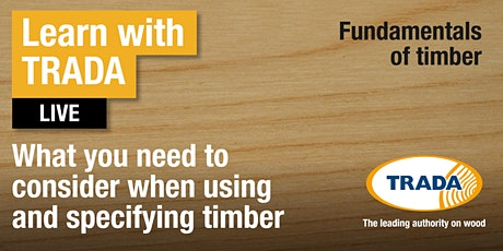 What you need to consider when using and specifying timber tickets