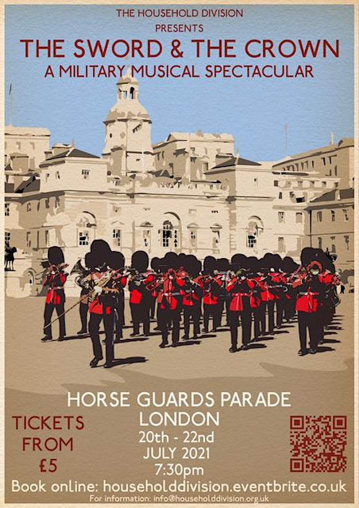 The Sword & The Crown - a Military Musical Spectacular image