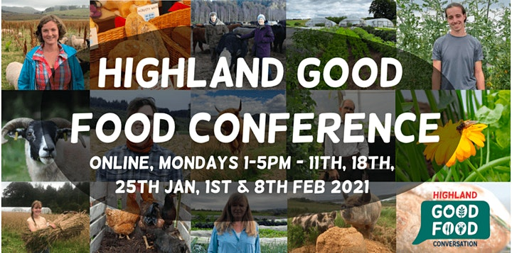 Food Alliances:  Early Lessons from Highland Good Food 7.30pm Tues 22 June image