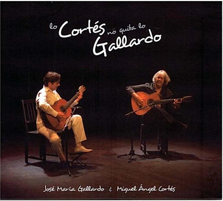 Imagen de LO CORTÉS NO QUITA LO GALLARDO