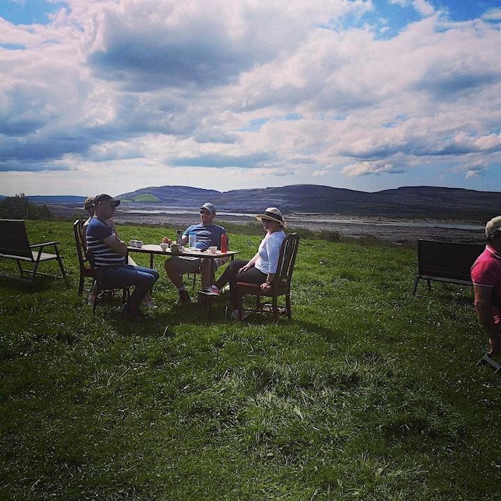 Afternoon Tea On The Farm image