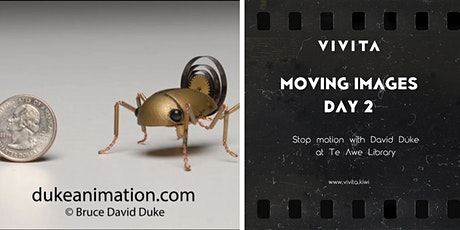 VIVISTOP Mini - Moving Images - DAY 2 tickets