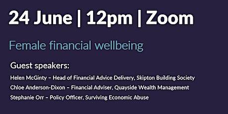 Female Financial Wellbeing tickets