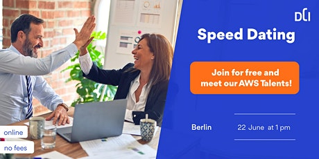 Speed Dating: Meet our AWS Talents! tickets