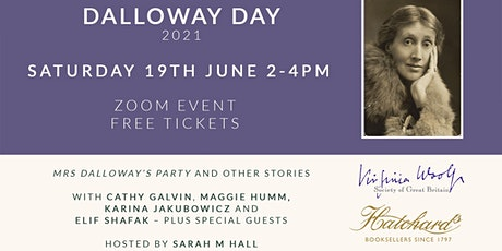Dalloway Day 2021: Mrs Dalloway's Party and other stories tickets