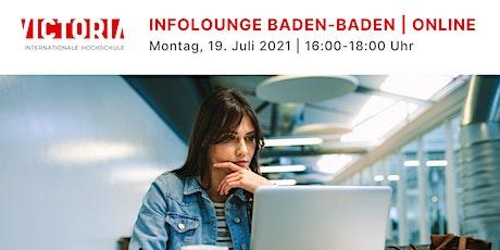 VICTORIA InfoLounge Baden-Baden | ONLINE Tickets