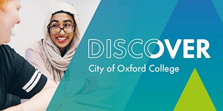 Creative Industries Discovery Exhibition at City of Oxford College tickets