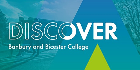 Creative Industries Discovery Exhibition at Banbury and Bicester College tickets