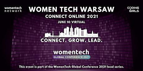 WomenTech Warsaw 2021 tickets