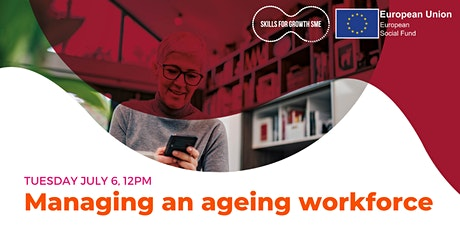 Managing an Ageing Workforce tickets