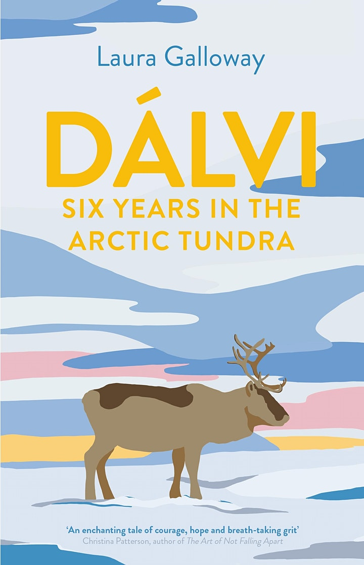 Travel Club: Six Years in the Arctic Tundra | Laura Galloway (S) image