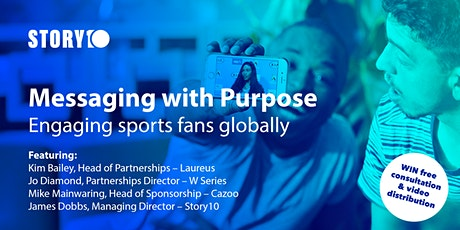 Messaging with Purpose tickets