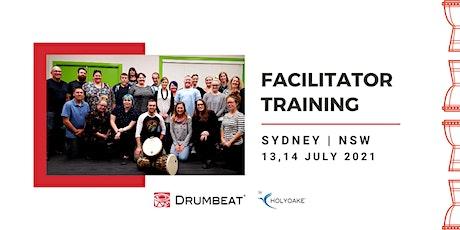 DRUMBEAT 2 Day Facilitator Training   Sydney  NSW tickets