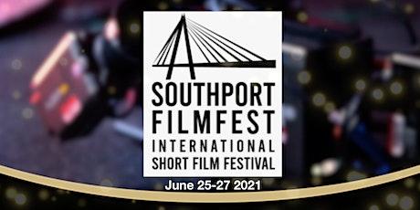 Southport International Short FilmFest - Online -  £10 FULL FESTIVAL tickets