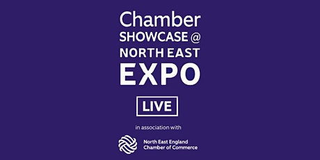 Chamber Showcase @ North East Expo tickets