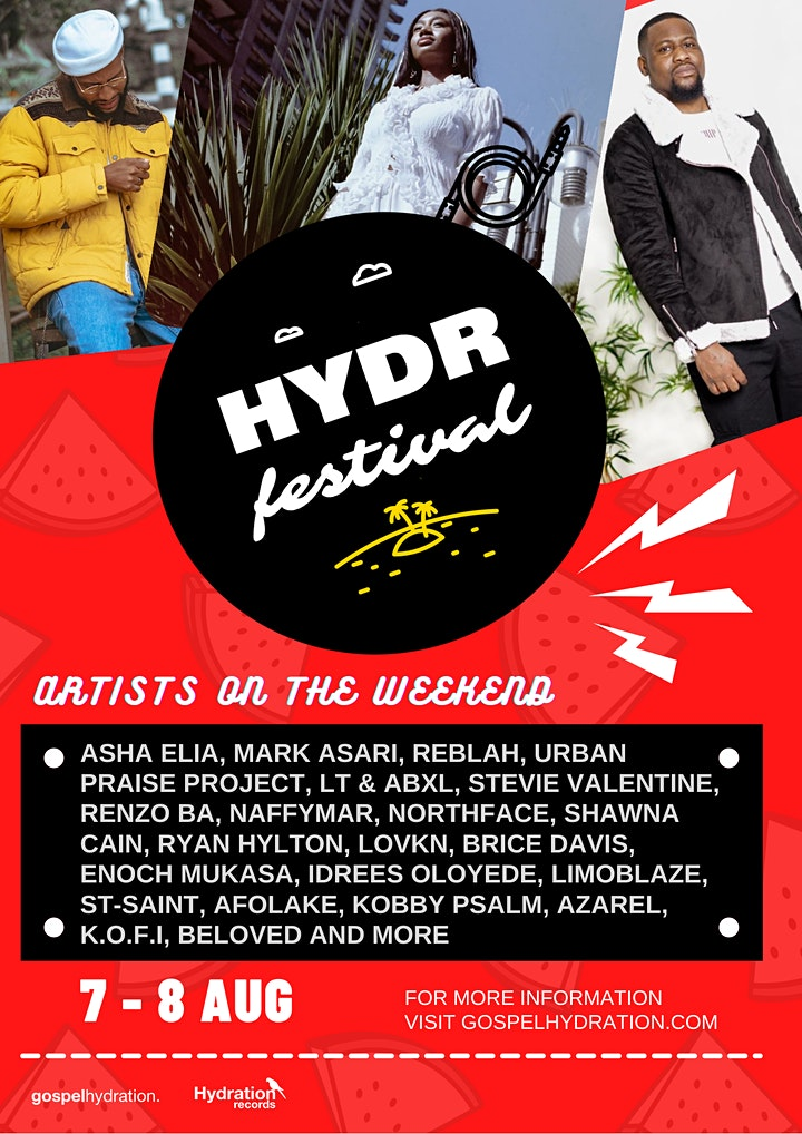 Hydration Festival 2021 image