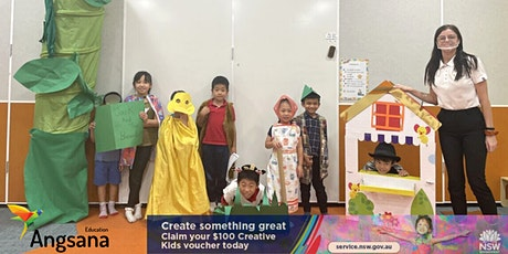 June School Holiday: Drama Workshop for Kindy - Year 2 (English Program) tickets