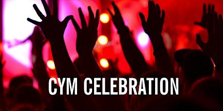 CYM Celebration 2021 tickets