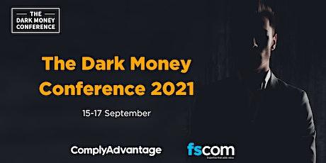 Dark Money Conference 2021 tickets