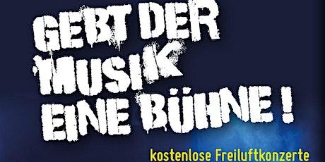 Gebt der Musik eine Bühne: Kamolz, Gräf, Kalisch billets