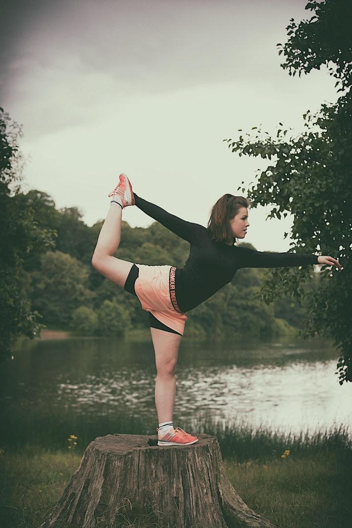 Yoga session image