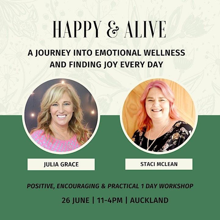 Happy & Alive image