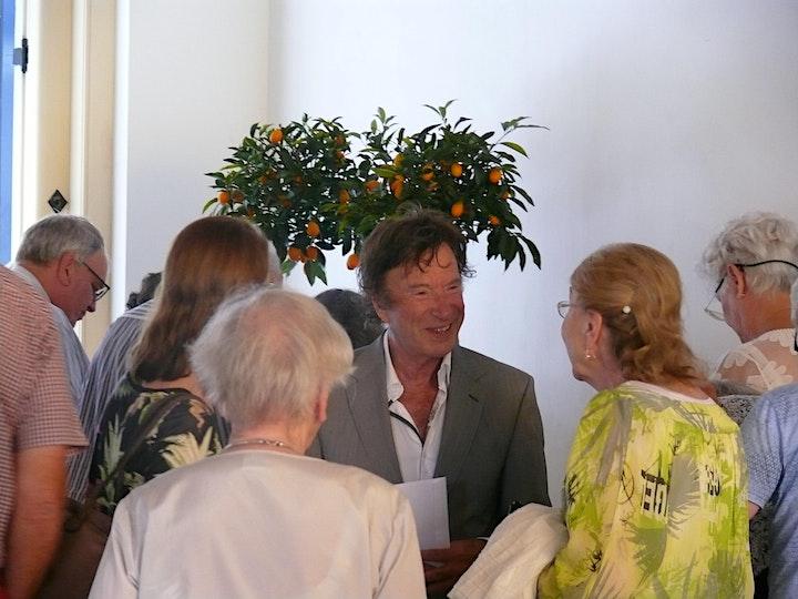 """Afbeelding van Zomerconcert Laurens van Rooyen in Koetshuis """"De Zadelhoff"""" in Breukelen"""