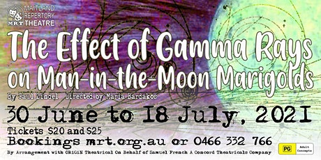 The Effect of Gamma Rays on Man-in-the-Moon Marigolds tickets