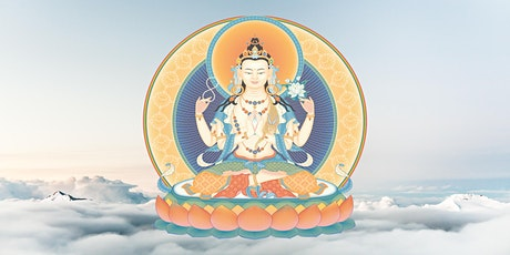 Weekend  Event: Blessing Empowerment of Buddha Avalokiteshvara tickets