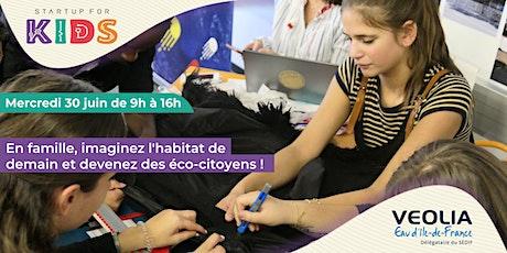 Creathon Startup For Kids x Trophées de l'Eau Solidaire Véolia billets