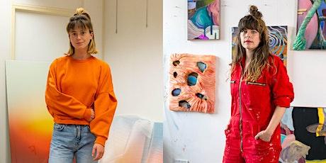 Amsterdam Art Week • CONVERSATION • Sanne Maloe Slecht & Katarina Juričić entradas